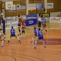 Ostrava - Krasnodar Cev Challenge Cup 2018 4